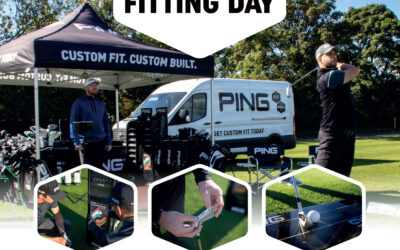 – Ping Custom Fitting Day!