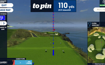 – New Closest to Pin Hole