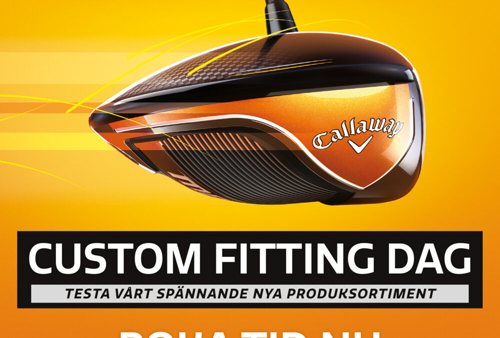 – Callaway Club Fitting